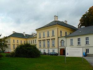 University of South Bohemia in České Budějovice - Nove Hrady