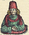 Nuremberg chronicles f 246r 4 (Guarinus veronensis).jpg