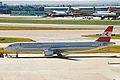 OE-LBD 1 A321-111 Austrian LHR 15AUG00 (5898683940).jpg