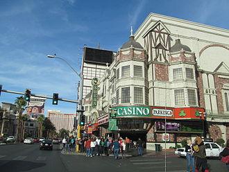 O'Sheas Casino - Image: O Sheas Casino, Las Vegas NV