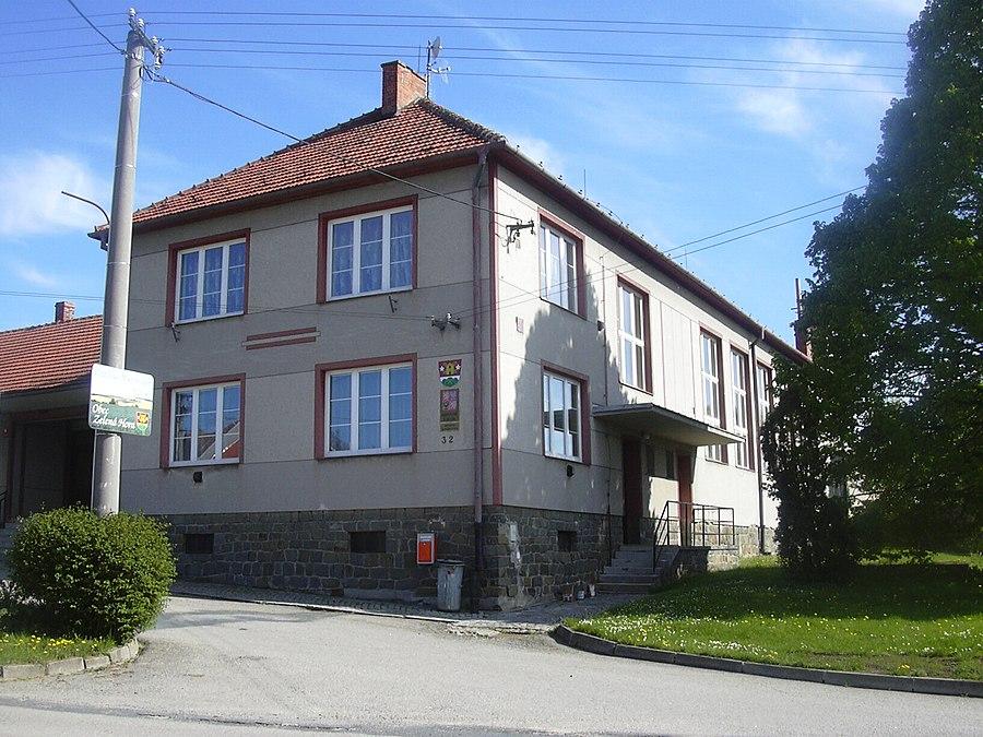 Zelená Hora (Vyškov District)