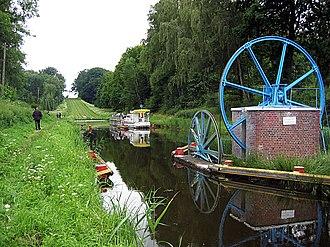 Elbląg Canal - Elbląg Canal