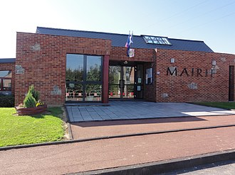 Obies - Image: Obies (Nord, Fr) mairie