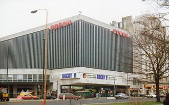 Odeon Marble Arch - Image: Odeon Marble Arch London Rocky V 1991