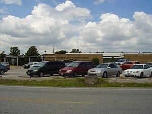 Aldine, Texas - Odom Elementary School