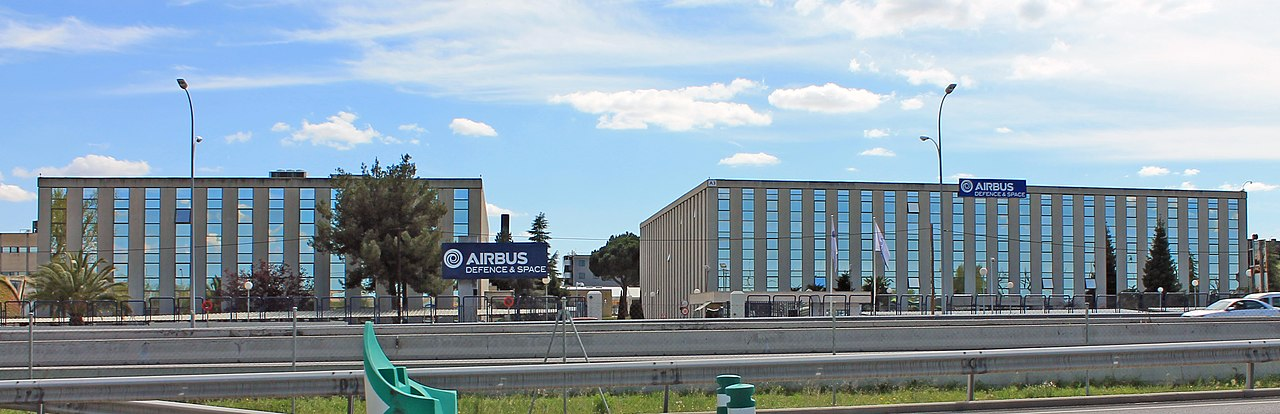 Offices of Airbus Defence & Space in Madrid (Spain) 01.jpg