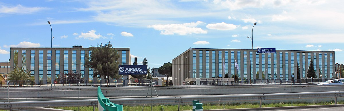 Airbus defence and space wikipedia la enciclopedia libre - Space madrid ...
