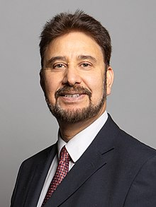 Official portrait of Afzal Khan MP crop 2.jpg