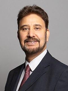 Afzal Khan (British politician) British Labour politician
