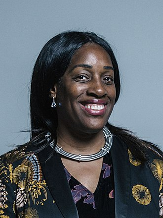 Shadow Secretary of State for International Development - Image: Official portrait of Kate Osamor crop 2