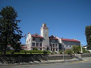 Okanogan County, Washington County in the United States