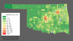 Oklahoma population map.png