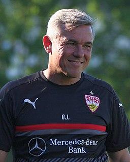 Olaf Janßen German footballer