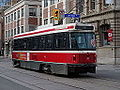 Old CLRV Streetcar on King, 2014 12 06 (17) (15938748156).jpg