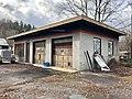 Old HJ Davis Phillips 66 Service Station, Whittier, NC (31700039347).jpg