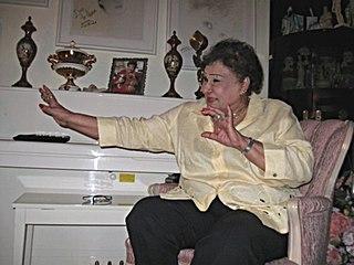 Olga Guillot Cuban musician