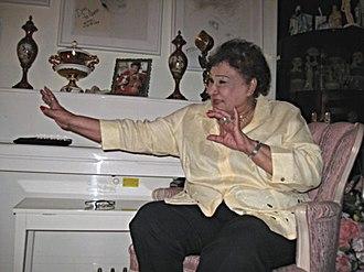 Olga Guillot - Image: Olga guillot