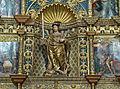 Olivares de Duero iglesia San Pelayo retablo mayor Pelayo ni.jpg