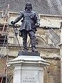 Oliver Cromwell statue, Westminster - DSC08115.JPG