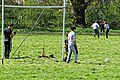 One form of exercise social distancing Tottenham style Covid-19 pandemic 15.jpg