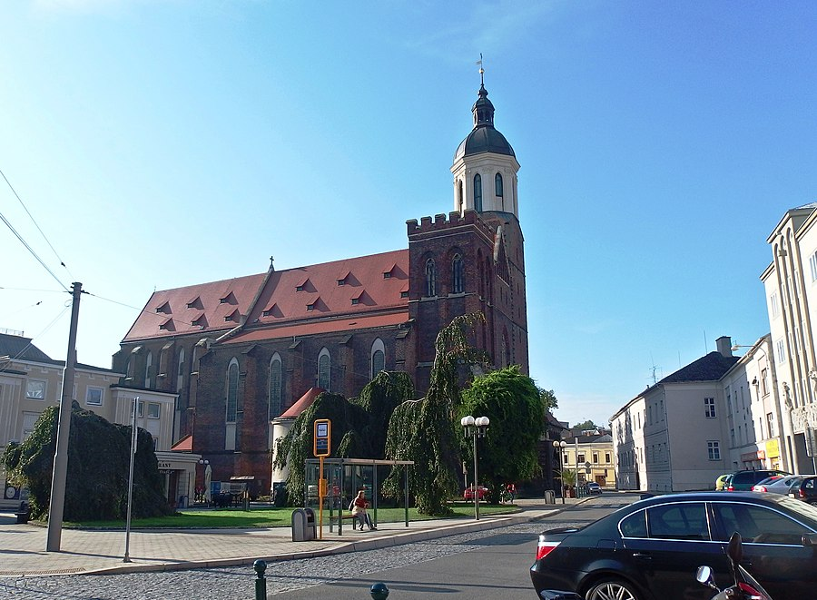 Our Lady of the Assumption Co-Cathedral, Opava