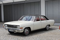 Opel Admiral (1967)