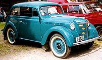 Opel Kadett Limousine 1938