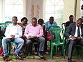 Opening of the Espace WikiAfrica in Douala 05.JPG