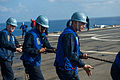 Operations aboard USS Denver support Cobra Gold 140210-N-IC565-036.jpg