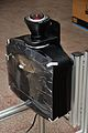 Optoma Vertical Hemispheric Projector with Navitar Hemistar 180 Degree 3mm Projection Lens - Kolkata 2015-01-03 1618.JPG