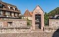 Oratory of the fortified bridge on the Weiss in Kaysersberg.jpg