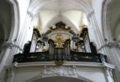 Orgelempore Stiftskirche Lilienfeld.jpg