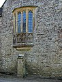 Oriel window of Purse Caundle Manor House - geograph.org.uk - 391156.jpg