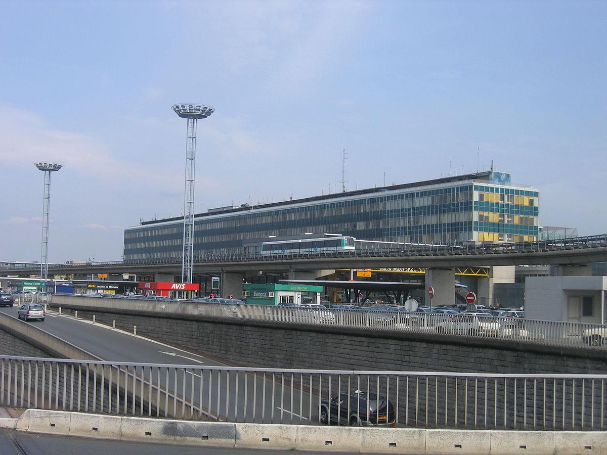 Orly Airport - Wikidata
