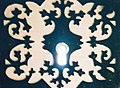 Ornate keyhole - geograph.org.uk - 450776.jpg