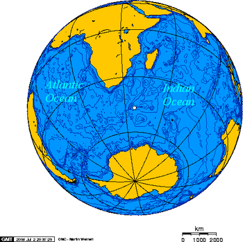 Orthographic projection centered on the Prince Edward Island.png