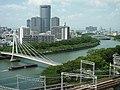 Osaka Japan (OAP TOWER) - panoramio.jpg