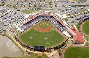 Osceola County Stadium - Image: Osceola County Stadium main