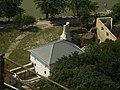 Ostřihom, pohled z baziliky k mešitě.JPG
