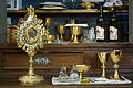 Ostensory or Monstrance and catholic mass paraphernalia - 8055.jpg