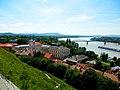 Ostrihom, pohľad na Dunaj 19 Slovakia6.jpg