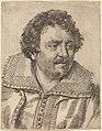 Ottavio Leoni, A Man with a Moustache and Goatee, Facing Right, 1620s, NGA 150381.jpg