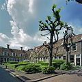 Overzicht van één van de (twee) binnenplaatsen - Groningen - 20349691 - RCE.jpg