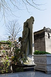Eugène-Jean Boverie: Tomb of Chappey
