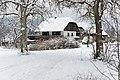 Pörtschach Winklern Brockweg vulgo Ostermann NO-Ansicht 01012015 2749.jpg