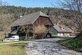 Pörtschach Winklern Gaisrückenstraße 51 vulgo Komar Wirtschaftsgebäude 30032019 6184.jpg