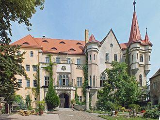 Machern - Schloss Püchau 2014
