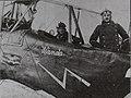 Płk Anders d-ca 15 puł sierż Burzyński - lot bojowy.jpg