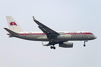 Air Koryo - Air Koryo Tupolev Tu-204