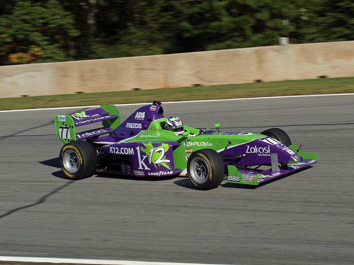Formula Mazda Pro Formula Mazda Fun Circuit Of The - Formula mazda